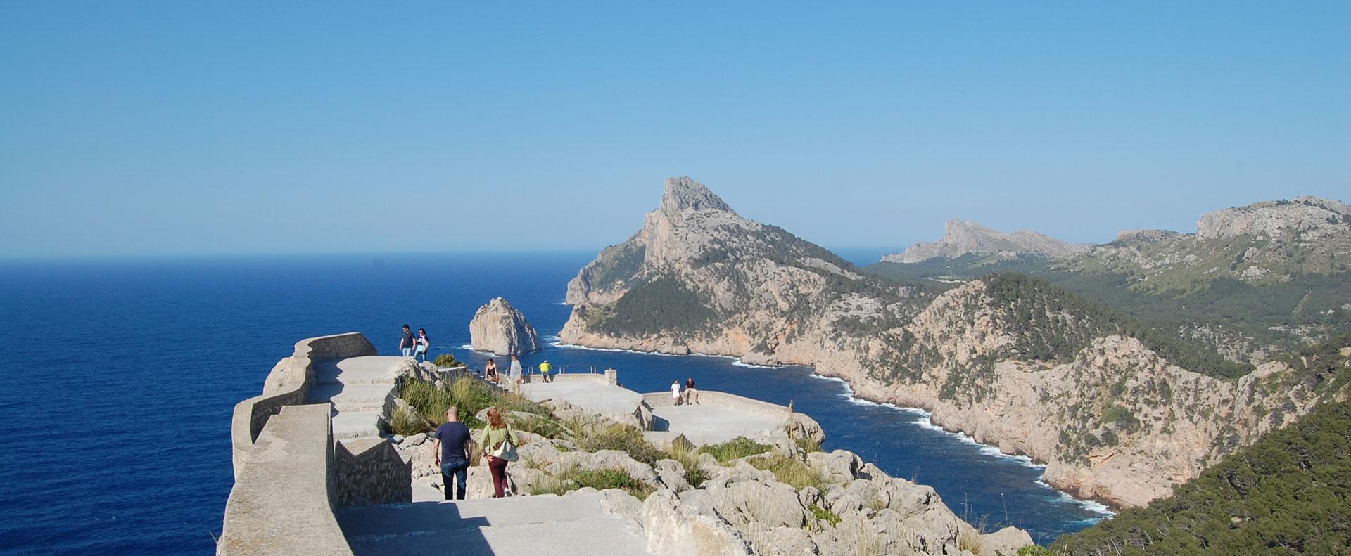 Majorca Forementor Peninsula